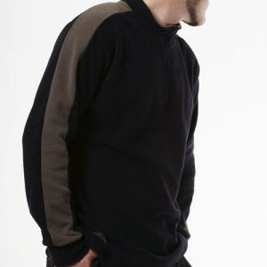 Microfleece Sweatshirt