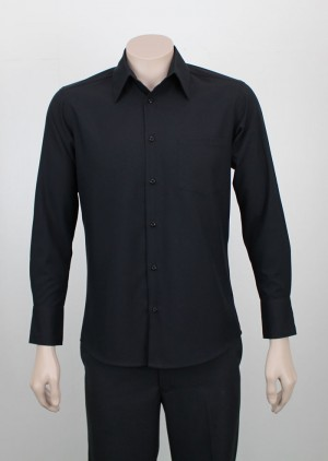 Baylee LS Shirt Black