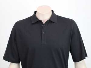 Combed Cotton Polo Close