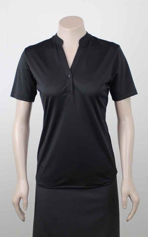 Ladies Henley Shirt
