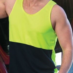 Hi Vis Work-Wear Singlet