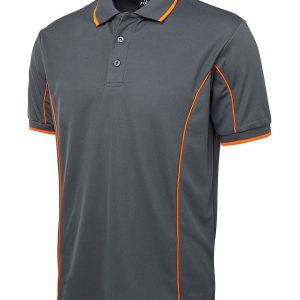 Basic Quick Dry Polo With Piping