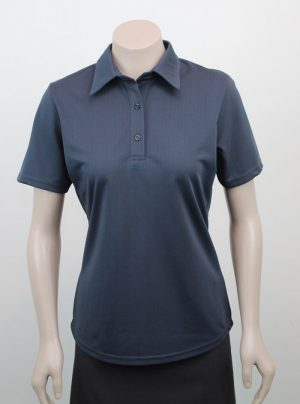 Ladies Pinhole Polo