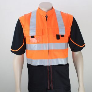 Tradesman Day Night Hi Vis Vest
