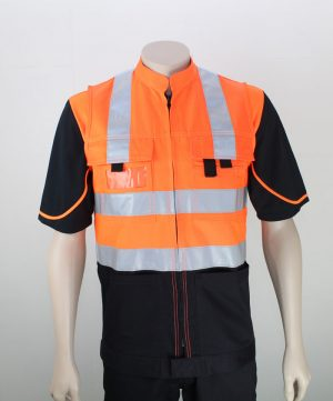Tradesman Day Night Vest