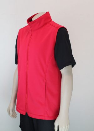 Climate Vests Red 2