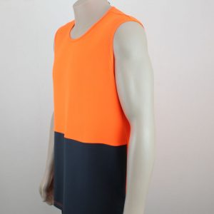 Hi Vis Eco Cut Off Tee