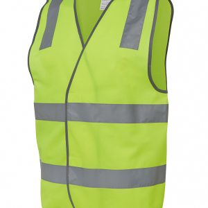 Basic Hi Vis Safety Vest Day Night